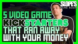 Download 5 Video Game Kickstarters That Ran Away with your Money! | Dan Ibbertson Video
