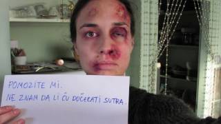Download ABUSED WOMAN TAKES PICTURE EVERYDAY FOR A YEAR - TIME TO SAY ENOUGH Video