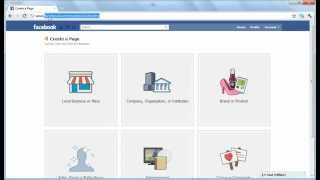 Download How To Create A Facebook Page Video