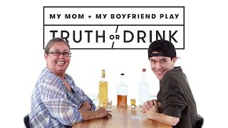 Download My Boyfriend & My Mom Meet for the First Time (Josh & Zandra) | Truth or Drink | Cut Video