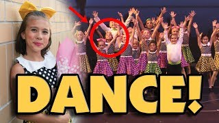 Download DANCE OFF!!! Jillian's Dance Performance! Video