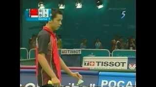 Download Badminton 2006 Asian Games MS Final [Taufik Hidayat vs Lin Dan] Video