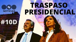Download EN VIVO - TRASPASO PRESIDENCIAL: #10D asume Alberto Fernández - Telefe Noticias Video
