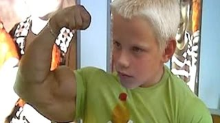 Download Top 5 Strongest Kids in the World Video