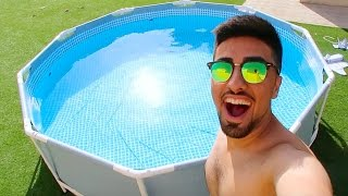 Download WE BOUGHT A SWIMMING POOL !!! Video