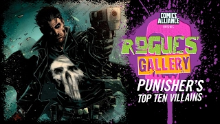 Download 10 Greatest Punisher Villains - Rogues' Gallery Video