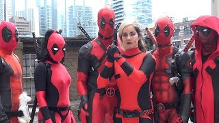 Download Teach Me How To Deadpool!! Video