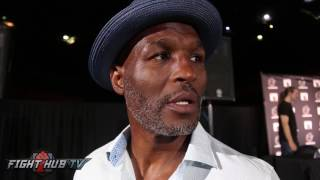 Download Bernard Hopkins ″Broner might have a nervous breakdown″ talks Mikey Garcia fight Video