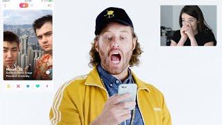 Download T.J. Miller Hijacks a Stranger's Tinder | Vanity Fair Video