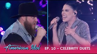 Download Trevor McBane & Bishop Briggs Sing ″River″ In A Match Made In HEAVEN! | American Idol 2018 Video