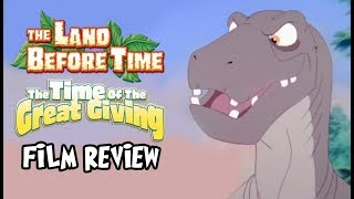 Download The Land Before Time III: The Time of the Great Giving (1995) Film Review Video