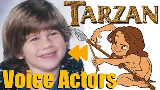 Download ″Tarzan″ (1999) Voice Actors and Characters Video