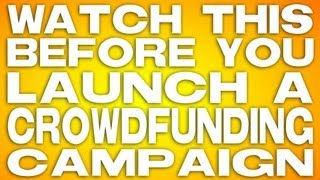 Download Watch This Before You Launch A Crowdfunding Campaign - A Film Courage Filmmaking Series Video