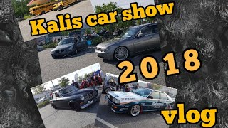 Download Kalis car show 2018 , viedään Bmw 740D näytille, Busburger. vlog Video