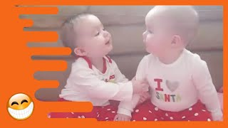 Download Twins Babies Make You Happy Everyday - Funny Awesome Videos Video