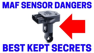 Download The Dangers Of A Bad Mass Air Flow Sensor On Your Car - P0100 - P0104, P0171, P0174 Video