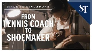 Download Made in Singapore: From tennis coach to 'shoe doctor' Video