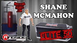 Download WWE FIGURE INSIDER: Shane McMahon - WWE Elite 50 WWE Toy Wrestling Action Figure Video