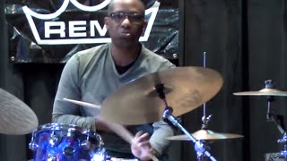 Download Billy Kilson Drum Clinic at Berklee Video