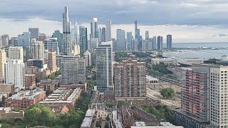 Download Sunrise - CHICAGO Skyline Video