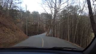Download What to expect driving up the Smoky Mountains in Gatlinburg Pigeon Forge Video