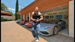 Download A coleção de carros de The Rock- Dwayne Johnson Video