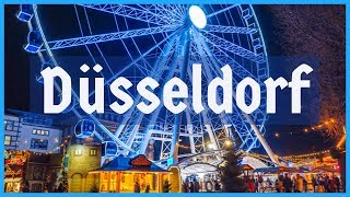 Download Dusseldorf: a Tour around the Altstadt on Christmas Video