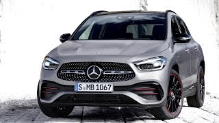 Download New MERCEDES GLA 2020 – FIRST look (exterior, interior & RELEASE DATE) AMG Line Video