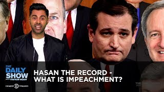 Download Hasan The Record - What is Impeachment? | The Daily Show Video