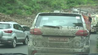Download Tata Hexa caught testing on NH4 Video