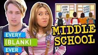 Download EVERY MIDDLE SCHOOL EVER Video