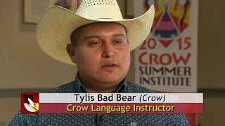 Download Crow Language Summer Institute (CSI): WDSE-TV news story Video