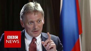 Download Peskov: Putin spokesman denies US election hack - BBC News Video