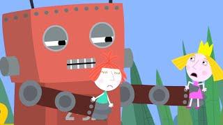 Download Ben y Holly Nuevos Capitulos 🤖El robot de juguete 🤖Dibujos Animados Video