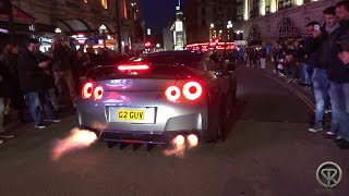 Download THE LOUDEST Nissan GT-R R35 in LONDON! Video