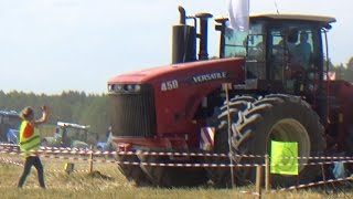 Download Big agricultural tractors | John Deere vs Versatile | Tractor show Video