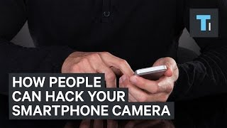 Download How hackers and governments can hack your smartphone camera Video