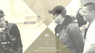 Download BATB X | Before The Battle - Miles Silvas vs. Ishod Wair Video