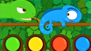 Download Children Learn About The Habits Of Animals, How Animals Get Food - Baby Panda Fun Game Video
