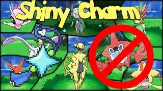 Download How To Obtain The Shiny Charm Without Completing Your Pokedex! - Pokemon Sun and Moon Video