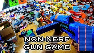 Download NERF GUN GAME | NON NERF EDITION! (First Person Shooter in 4K!) Video
