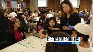 Download Rubenstein Scholars; 3-D Printed Knee Parts: The Week at Duke in 60 Seconds Video