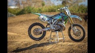Download Ryan Villopoto 2 Stroke 250 Supercross/Outdoors RAW Video