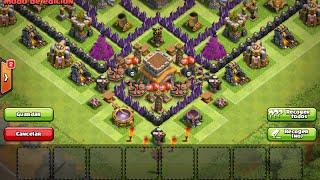 Download LA MEJOR ALDEA TROLL TH8-clash of clans + REPE.. Video