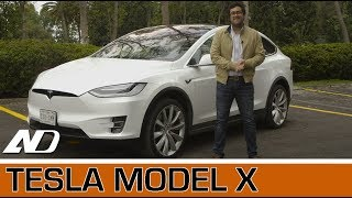 Download Tesla Model X - ¿SUV, Crossover, Minivan, Licuadora? Video