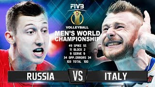 Download Russia vs. Italy | Highlights | Mens World Championship 2018 Video