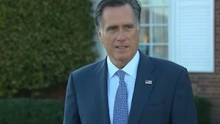 Download Romney Looking Forward to Trump Administration Video