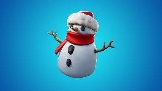 Download Fortnite - Sneaky Snowman Video