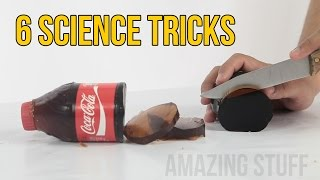 Download 6 Science Tricks - Amazing Experiments Video
