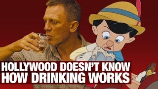 Download Hollywood Doesn't Know How Drinking Works - Reckless Disagreement (Deadpool, James Bond) Video